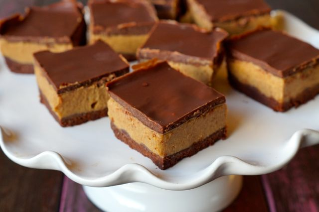 Paleo Salted Choc Caramel Slice Recipe