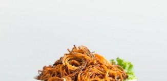 paleo skinny french fries