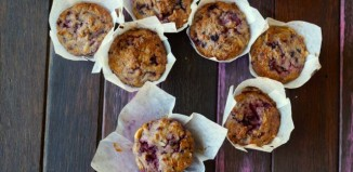 Brazil Maca Berry Muffins3